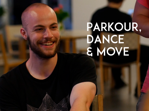 Parkour, Dance & Move